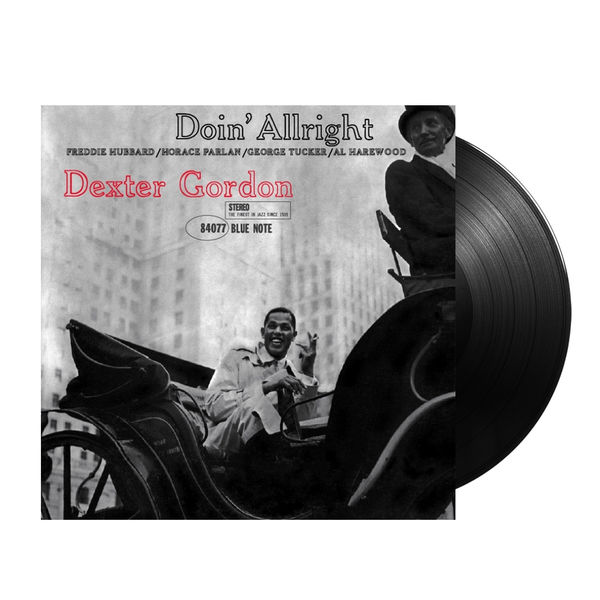 Dexter Gordon: Doin' Allright