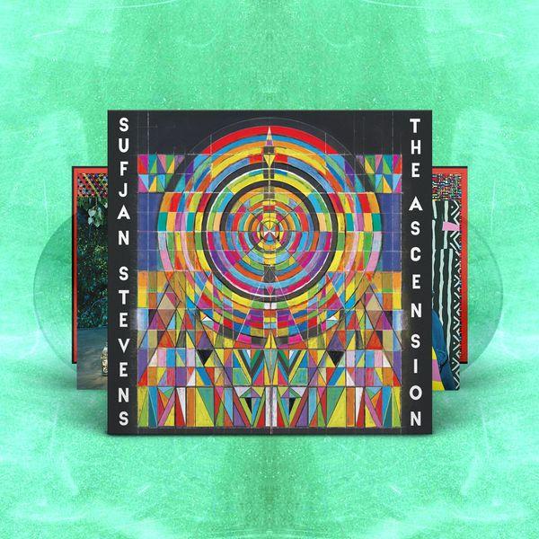 Sufjan Stevens: The Ascension: Limited Edition Double Clear Vinyl