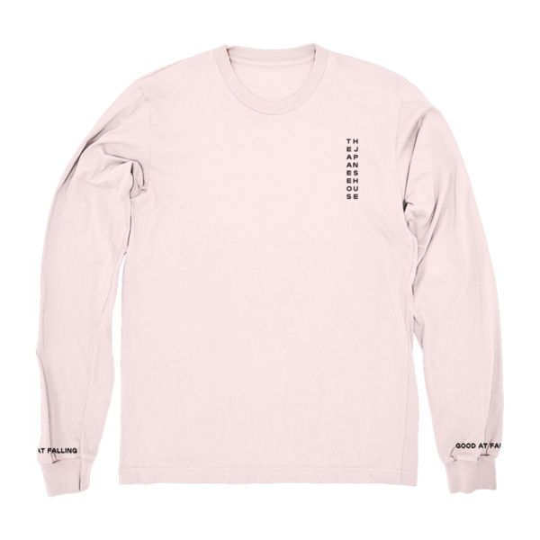 The Japanese House: Pink Good At Falling Longsleeve