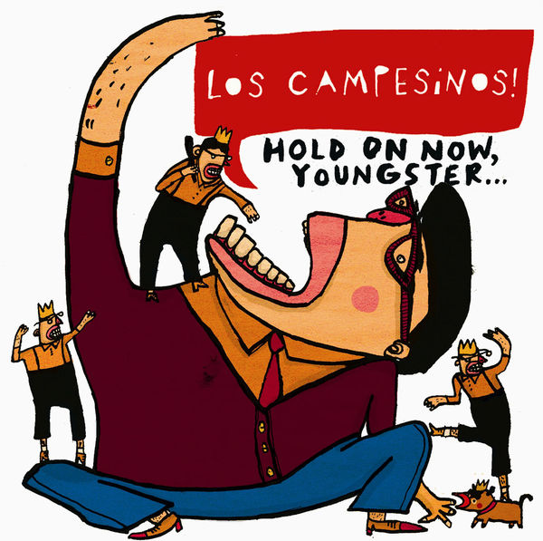 Los Campesinos!: Hold On Now, Youngster