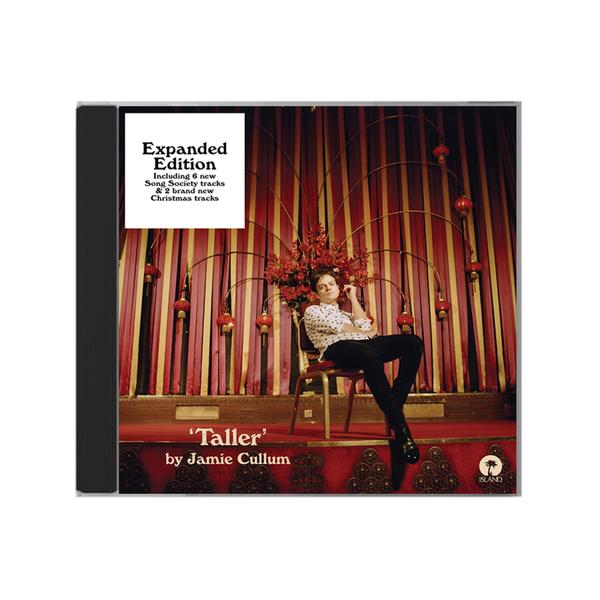 Jamie Cullum: Taller: Expanded Edition