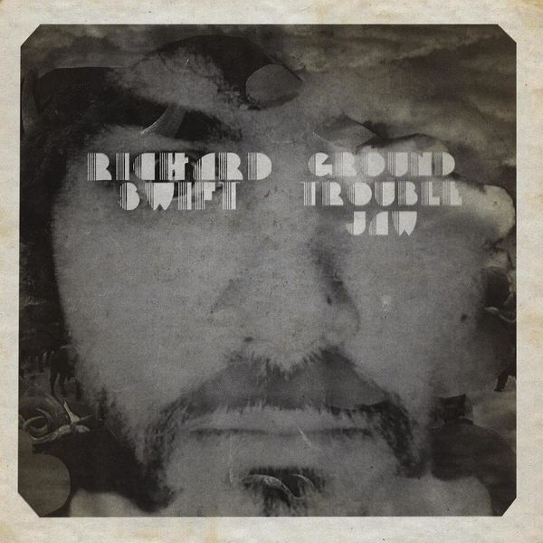 Richard Swift: Ground Trouble Jaw / Walt Wolfman LP