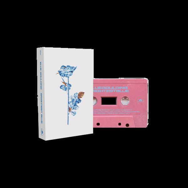 Ellie Goulding: Brightest Blue Pink Recycled Plastic Cassette
