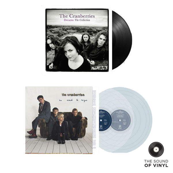 The Cranberries: The Sound Of... The Cranberries: Greatest Hits Limited Vinyl Exclusive Bundle