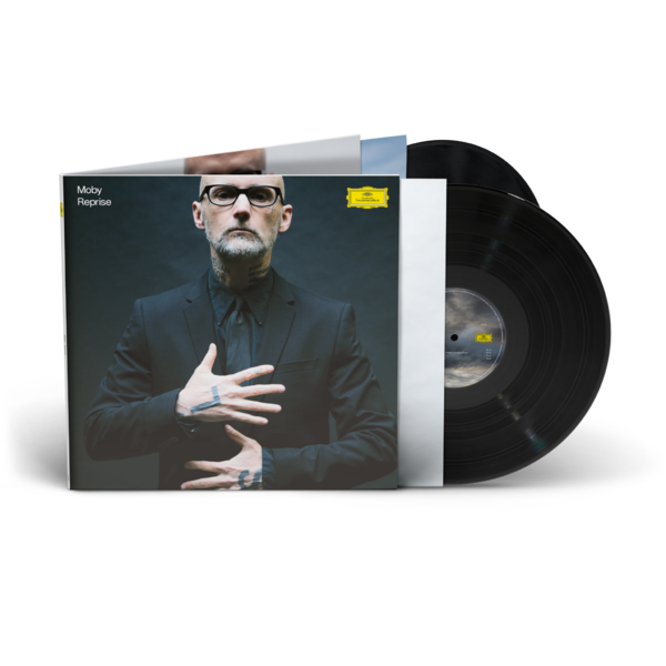 Moby: Reprise: 180gm Black Vinyl 2LP