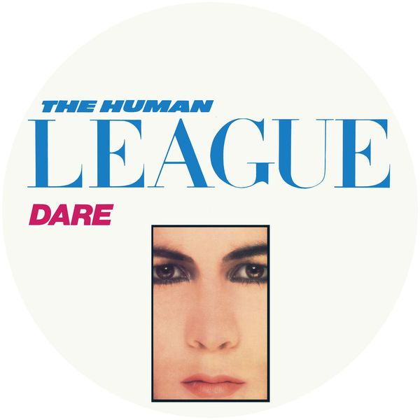 The Human League: Dare: Picture Disc