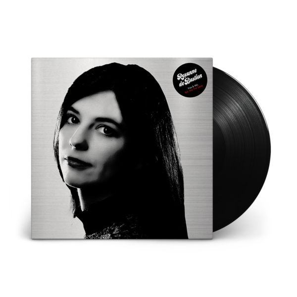 Roxanne De Bastion : You & Me, We Are The Same: Limited Edition Vinyl LP in Mirrorboard Sleeve