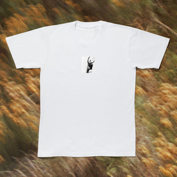 Ben Howard: Collections From The Whiteout: Jump Tee (White)