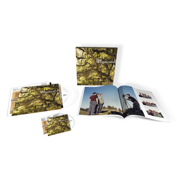 Travis: The Invisible Band: Deluxe Box Set & Signed Postcard