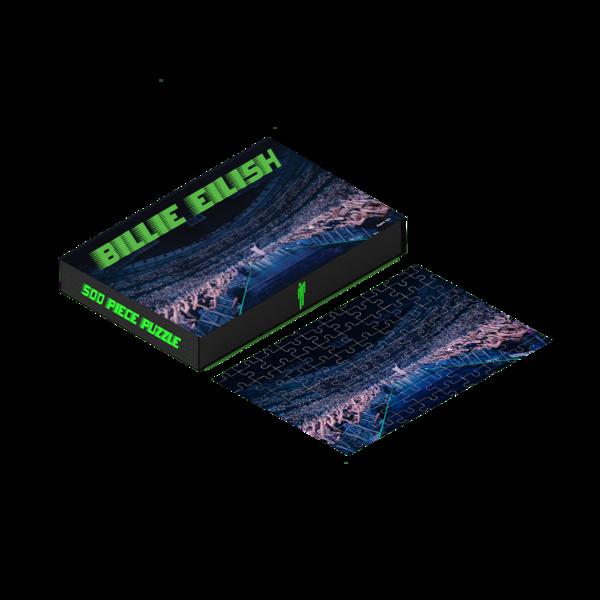 Billie Eilish: Puzzle Box