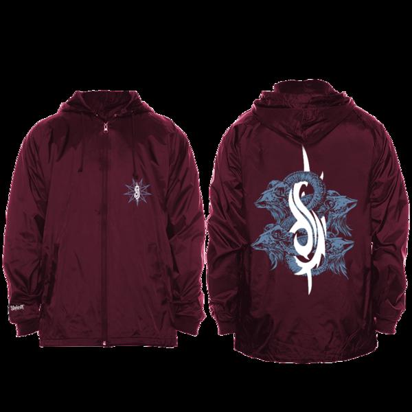 Slipknot: Slipknot Windbreaker Jacket