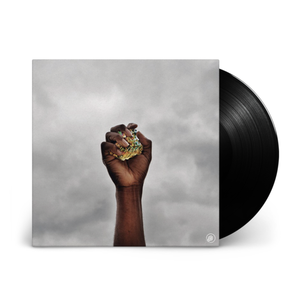 """The Comet Is Coming: Prophecy: Limited Edition Black Vinyl 12"""" EP"""
