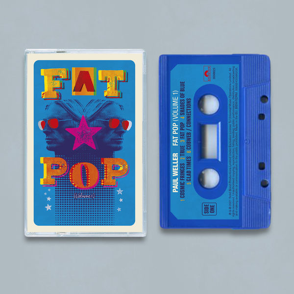 Paul Weller: Fat Pop Cassette