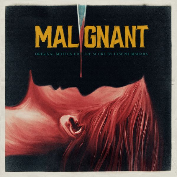 Joseph Bishara: Malignant Original Motion Picture Score: Splatter vinyl 2LP