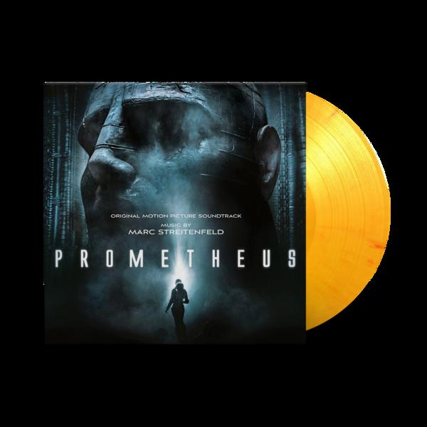 Original Soundtrack: Prometheus: Limited Edition Flaming Vinyl