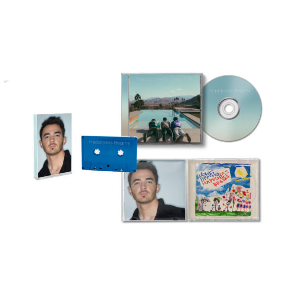 Jonas Brothers: Kevin CD + Cassette Bundle