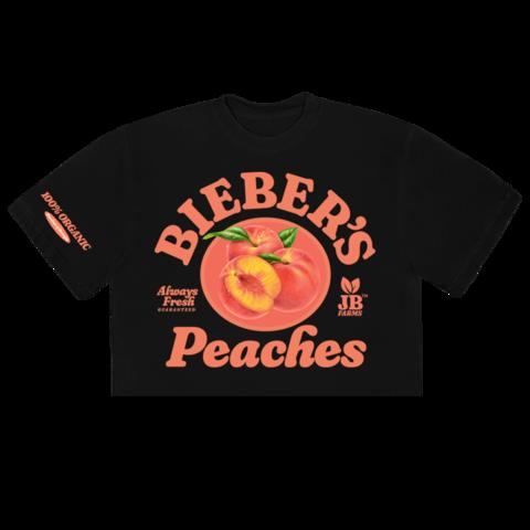 justin bieber: BIEBER'S PEACHES CROP TOP