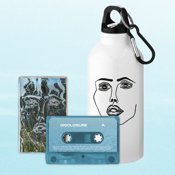 Disclosure: Cassette + Water Bottle