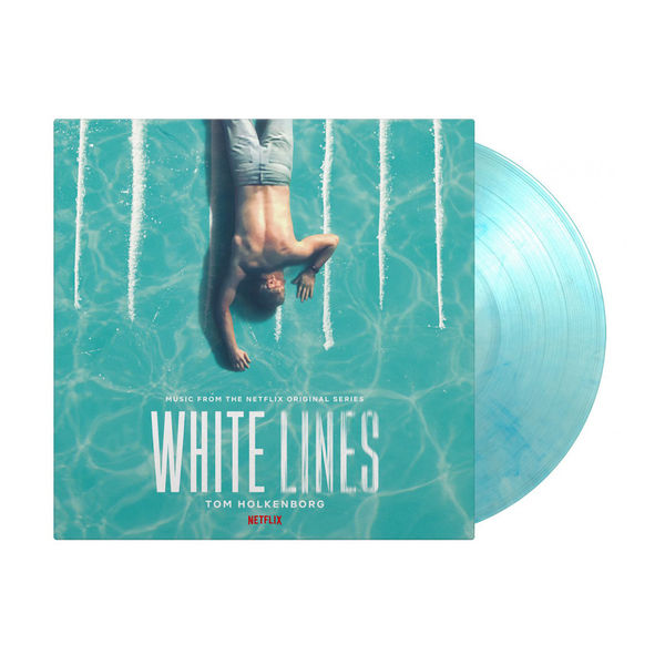 Original Soundtrack: White Lines: Limited Edition Mediterranean Blue vinyl