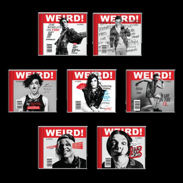 Yungblud: Weird! Alternative CD Set