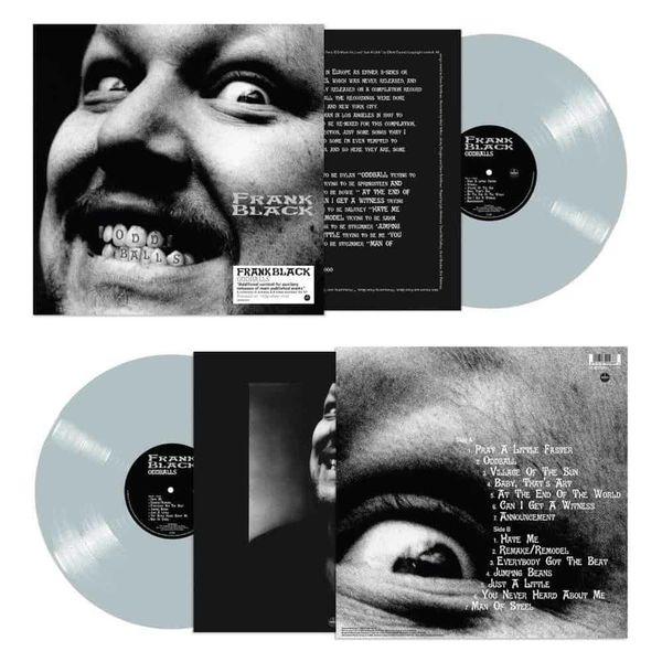 Frank Black: Oddballs: Limited Edition Silver Vinyl