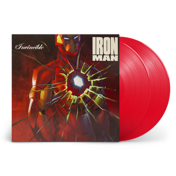 50 Cent: Get Rich Or Die Tryin': Marvel Edition - Red Vinyl