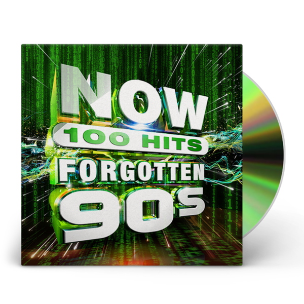Various Artists: NOW 100 Hits Forgotten 90s – 5CD