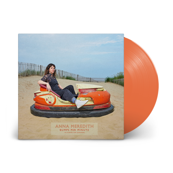 Anna Meredith: Bumps Per Minute – 18 Studies For Dodgems: Pumpkin Vinyl LP w/ Random Sleeve