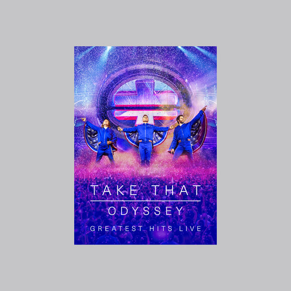 takethat: ODYSSEY GREATEST HITS LIVE DVD