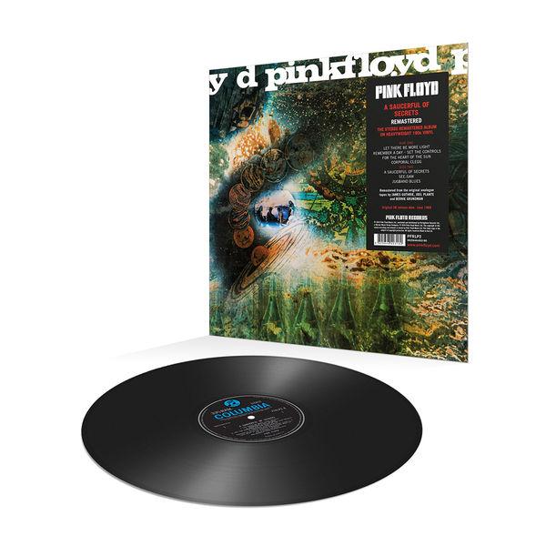 Pink Floyd: A Saucerful of Secrets: Vinyl Reissue