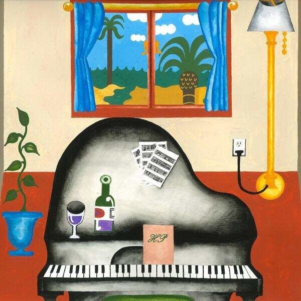 Healing Potpourri: Blanket Of Calm: Limited Edition Cloudy Orange Vinyl