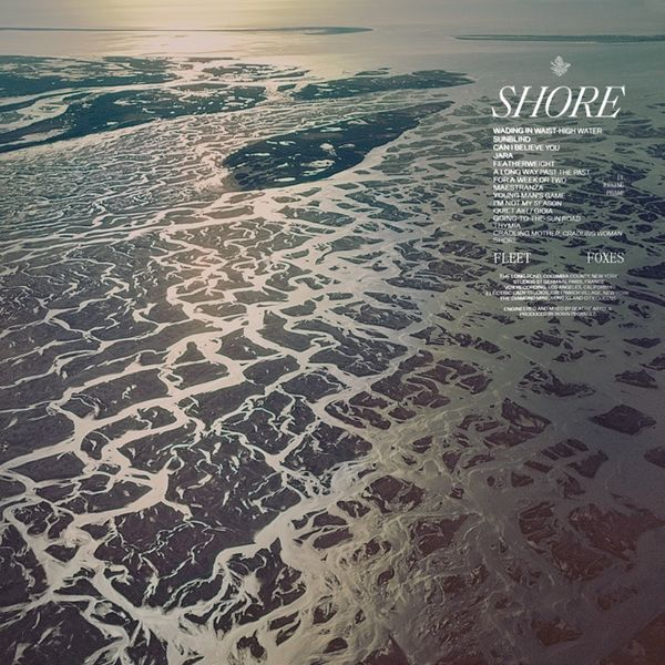 Fleet Foxes: Shore: 180gm Vinyl 2LP + 24x24