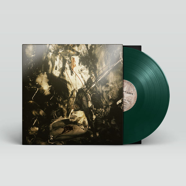 Fields of the Nephilim: Elizium: Limited 30th Anniversary Edition 180gm Green Vinyl