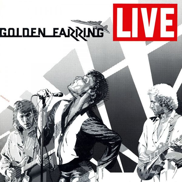 Golden Earring: Live: Limited Edition 180gm White Vinyl [numbered /1500]