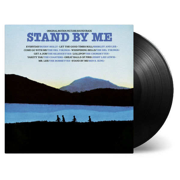 Various Artists: Stand By Me: Original Motion Picture Soundtrack