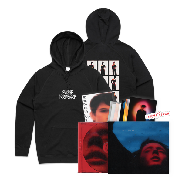 Troye Sivan: Rager Teenager Hoodie + In a Dream CD