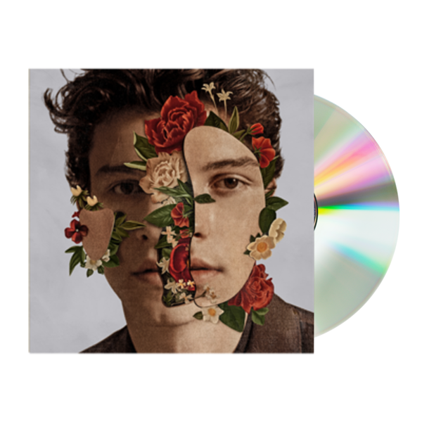 Shawn Mendes: CD Cover III