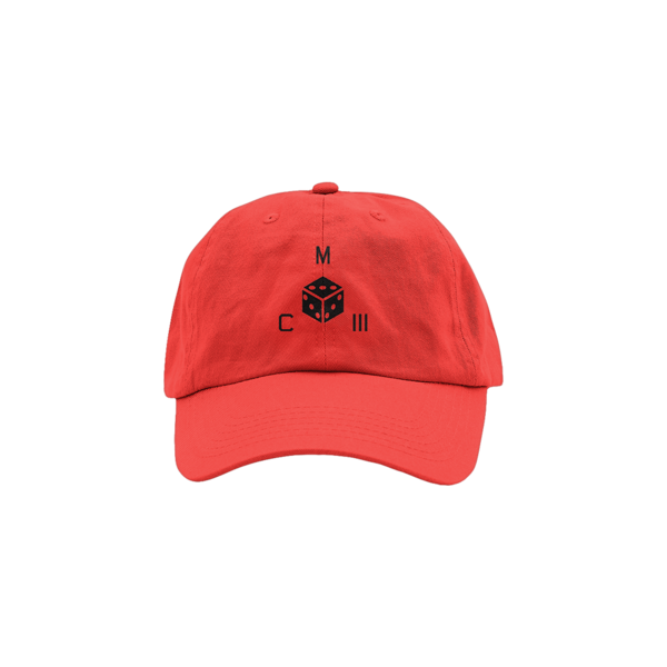 Paul McCartney: III Hat Red