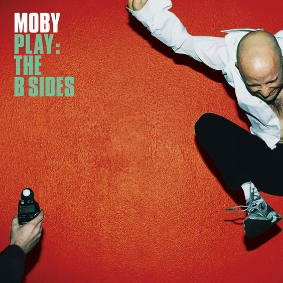 Moby: Play: The B-Sides: Red Vinyl
