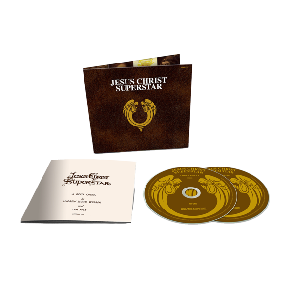 Andrew Lloyd Webber: Jesus Christ Superstar - 50th Anniversary Edition: Limited Edition 2CD