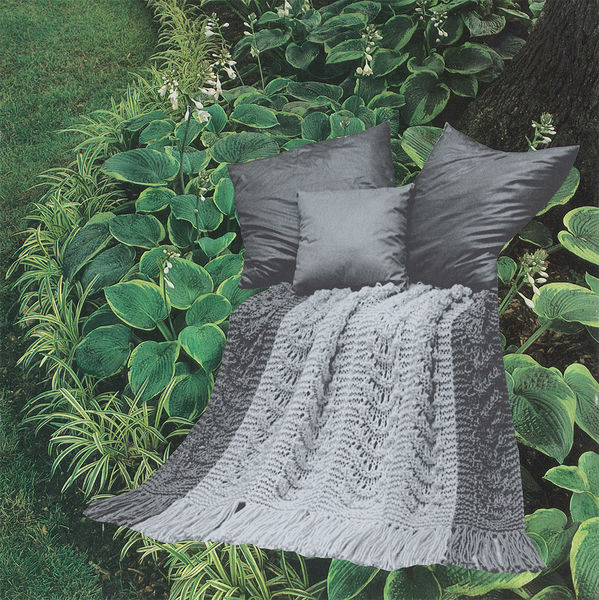 Pile: Green And Gray