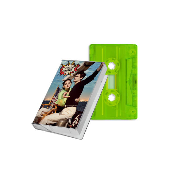Lana Del Rey: Norman Fucking Rockwell Lime Green Cassette