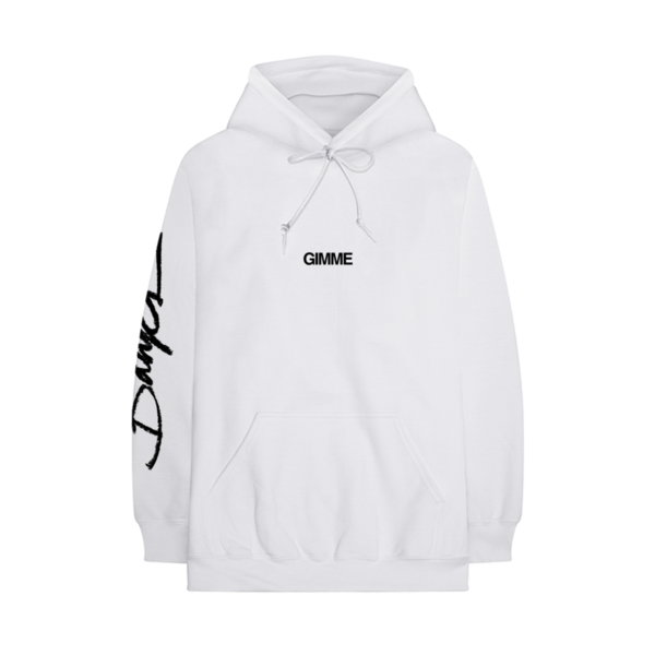 Banks: Gimme White Hoodie - M