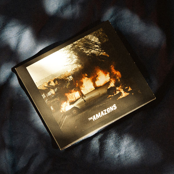 The Amazons: The Amazons Signed CD