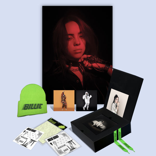 Billie Eilish: SUPERFAN BOX