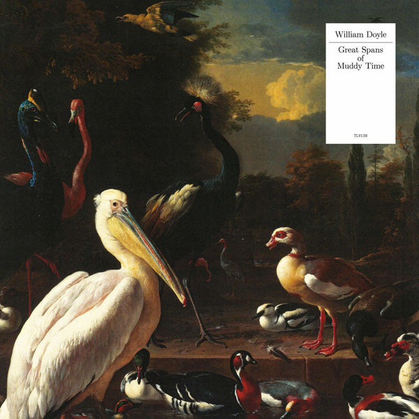 William Doyle: Great Spans of Muddy Time: Pelican White Vinyl