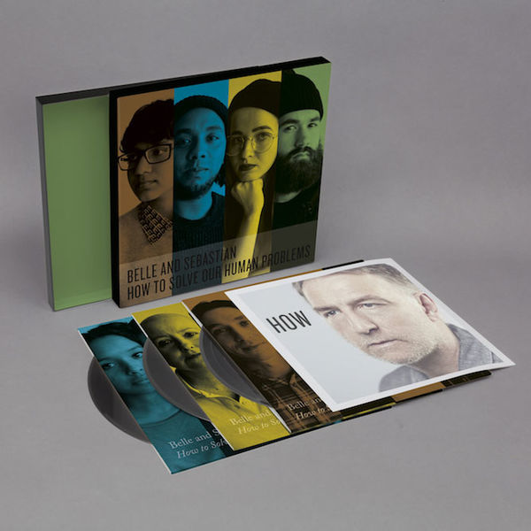 Belle and Sebastian: How To Solve Our Human Problems Parts 1-3