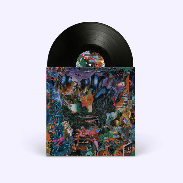 black midi: Cavalcade: Black Vinyl LP