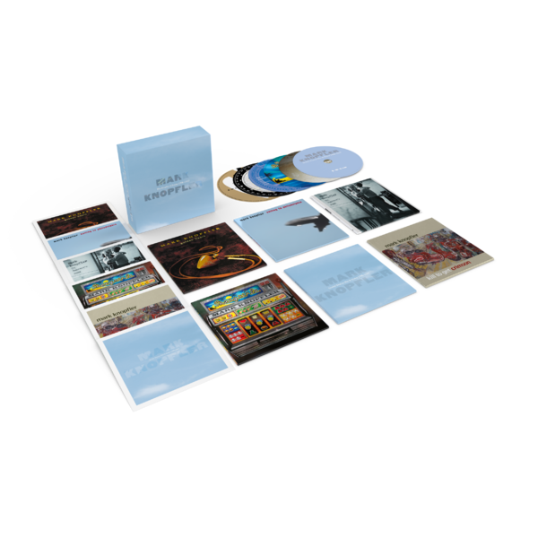 Mark Knopfler: The Studio Albums 1996-2007: 6CD