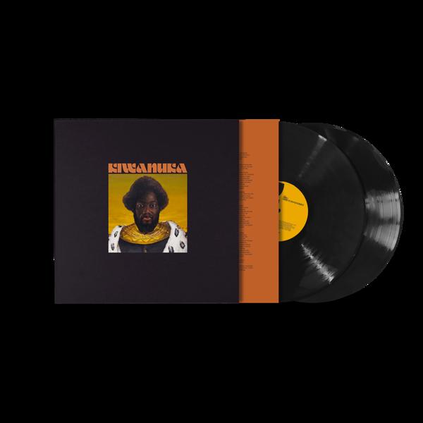Michael Kiwanuka: Kiwanuka Double Heavyweight Gatefold Vinyl